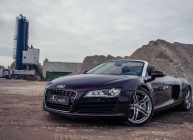 Audi R8 SPYDER - MANUAL - MAGNETIC SUSPENSION - PTS Occasion