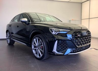 Voiture Audi RS Q3 Spb 2.5 TFSI 400ch quattro S tronic 7 Occasion