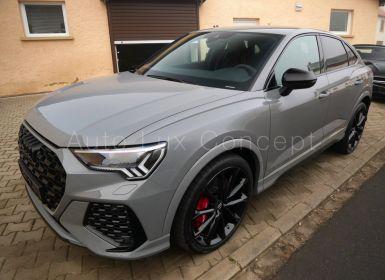 Achat Audi RS Q3 Sportback, Pack RS Design, Freins céramique, Phares Matrix LED, ACC, Keyless, Caméra Occasion