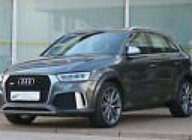 Vente Audi RS Q3 Toit pano Garantie 12 mois  Occasion