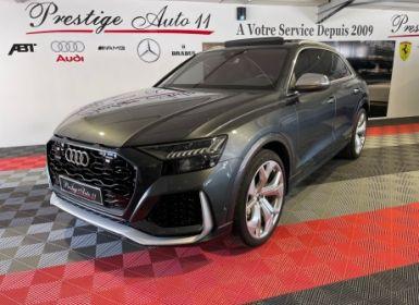 Vente Audi RS Q8 RSQ8 Immat France Taxe Co2 Payé LOA 1 705,11 gtie 12/2024 France Taxe CO2 Payé Occasion