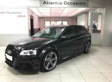 Achat Audi RS3 2.5 TFSI 340ch quattro S tronic 7 Occasion