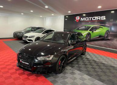 Audi RS3 2.5 TFSI 367 cv Echap RS Sièges RS