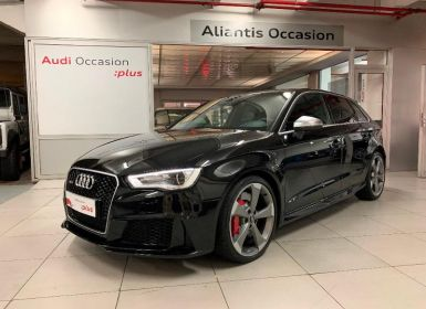 Achat Audi RS3 2.5 TFSI 367ch quattro S tronic 7 Occasion