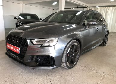 Achat Audi RS3 2.5 TFSI 400CH QUATTRO S TRONIC 7 Occasion