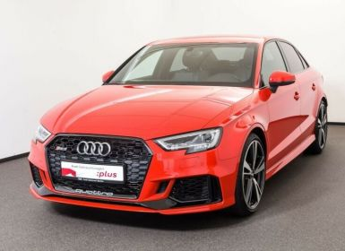 Voiture Audi RS3 2.5 TFSI Limousine Occasion