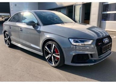 Audi RS3 2,5l TFSI 400ch Occasion
