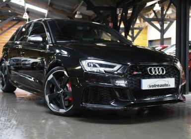 Vente Audi RS3 (2E GENERATION) SPORTBACK II (2) SPORTBACK 2.5 TFSI 400 QUATTRO S TRONIC Occasion