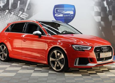 Vente Audi RS3 AUDI RS3 400CH / 1°main / PACK DESIGN / TO / MAGNETIC RIDE / CAMERA / MATRIX LED / Occasion