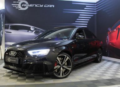 Achat Audi RS3 Berline 2.5 400ch S tronic 7 Occasion