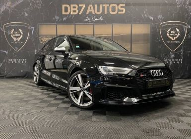 Vente Audi RS3 Berline Berline 2.5 TFSI 400 S tronic 7 Quattro Occasion