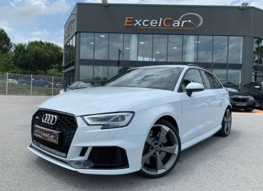 Achat Audi RS3 II (2) SPORTBACK 2.5 TFSI 400 CH QUATTRO S TRONIC Occasion