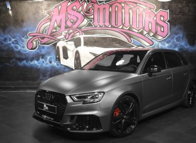 Voiture Audi RS3 II (2) SPORTBACK 2.5 TFSI 400 QUATTRO S TRONIC Occasion