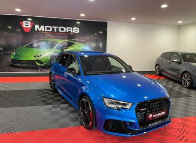 Audi RS3 II (2) SPORTBACK 2.5 TFSI 400 QUATTRO S TRONIC