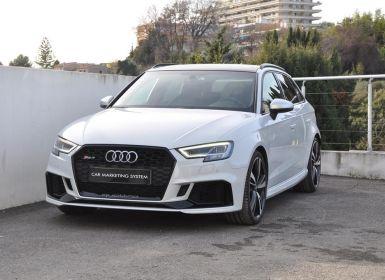 Vente Audi RS3 II SPORTBACK 2.5 TFSI 400 QUATTRO S TRONIC Leasing