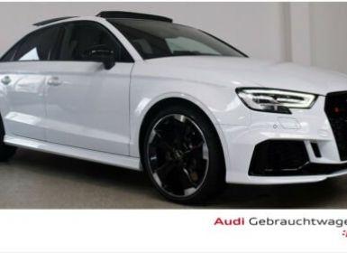 Vente Audi RS3 Limousine 2.5 TFSI quattro S tronic Occasion