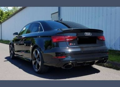 Achat Audi RS3 LIMOUSINE 2.5 TFSI S TRONIC Occasion