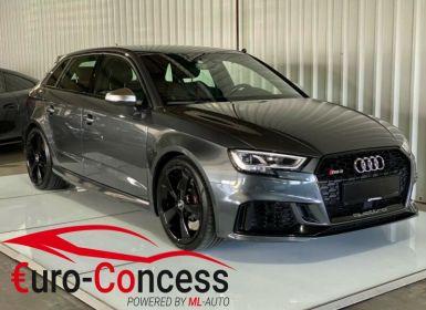 Vente Audi RS3 Quattro Occasion