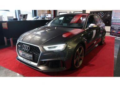 Audi RS3 Quattro 2.5 TFSI 400 CH Occasion