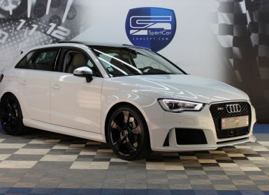 Achat Audi RS3 SPORTBACK ( compact ) 2.5 367CH QUATTRO 5 PLACES  Occasion