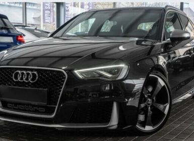 Voiture Audi RS3 SPORTBACK 2.5 420ch EXCLUSIVE Occasion