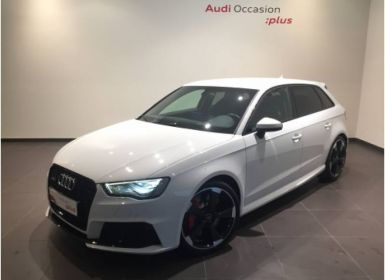 Voiture Audi RS3 Sportback 2.5 TFSI 367 Quattro S tronic 7 Occasion