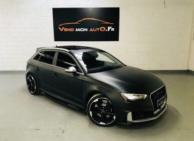 Vente Audi RS3 SPORTBACK 2.5 TFSI 367 QUATTRO S TRONIC 7 Occasion