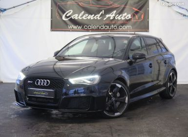 Audi RS3 sportback 2.5 tfsi 367 quattro s tronic 7 Occasion