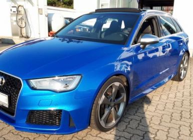 Vente Audi RS3 Sportback 2.5 TFSI 367ch 4X4 S tronic 7 Occasion