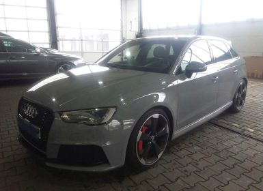 Achat Audi RS3 SPORTBACK 2.5 TFSI 367CH QUATTRO S Occasion
