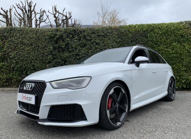 Vente Audi RS3 SportBack 2.5 TFSI 367cv Full options Occasion