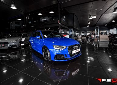 Achat Audi RS3 SPORTBACK 2.5 TFSI 400 QUATTRO S TRONIC Occasion