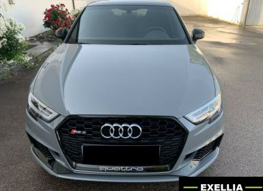 Voiture Audi RS3 SPORTBACK 2.5 TFSI 400 S TRONIC Occasion