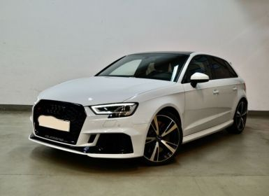 Vente Audi RS3 Sportback 2.5 TFSI 400ch 4X4 S tronic Occasion
