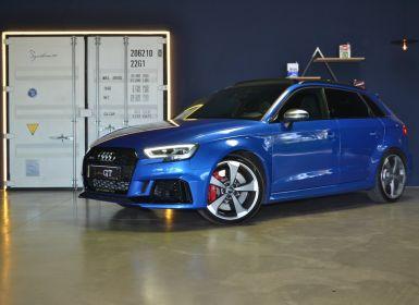 Audi RS3 Sportback 2.5 TFSI 400ch quattro S tronic