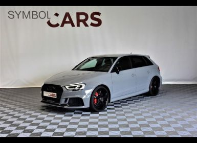 Achat Audi RS3 Sportback 2.5 TFSI 400ch quattro S tronic 7 Occasion