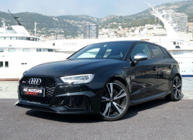 Voiture Audi RS3 SPORTBACK II 2.5 TFSI 400 CV QUATTRO S-tronic Occasion