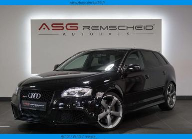 Vente Audi RS3 Sportback II 2.5TFSI 340ch S tronic 7 Occasion