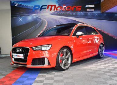 Vente Audi RS3 Sportback III 2.5 TFSI 367 Quattro S-Tronic 7 GPS TO BO ACC Lane Caméra Matrix Cuir JA19 Occasion