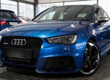 Voiture Audi RS3 SPORTBACK QUATTRO 2.5 TFSI Occasion