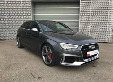 Achat Audi RS3 SPORTBACK Sportback 2.5 TFSI 400 S tronic 7 Quattro  Occasion