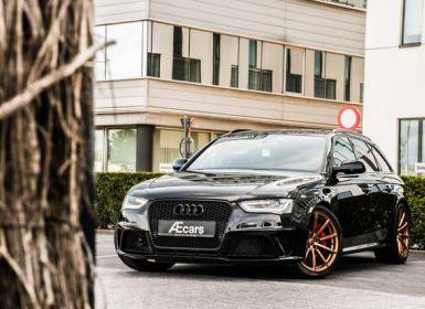 Audi RS4 - LIGHT UTILITY - B&O - FULL OPTION Occasion