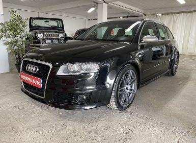 Audi RS4 4.2 V8 420CH QUATTRO Occasion