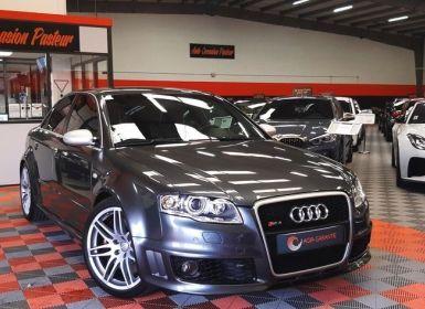 Vente Audi RS4 4.2 V8 420CH QUATTRO Occasion