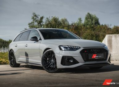 Achat Audi RS4 Avant 2.9L V6 - B&O - PANO - RS COMFORT - MATRIX Occasion