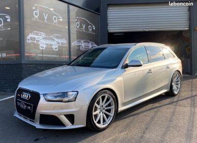 Audi RS4 Avant 4.2 V8 FSI 450ch Quattro S tronic 7 / Bang & Olufsen