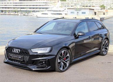Vente Audi RS4 AVANT QUATTRO 2.9 TFSI 450 CV - MONACO Occasion