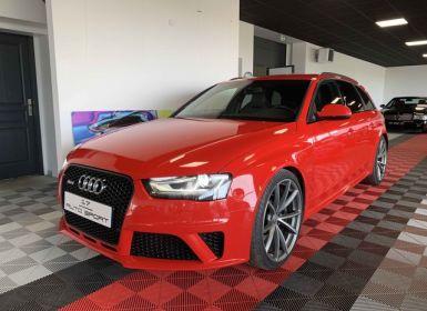 Vente Audi RS4 Avant V8 Occasion
