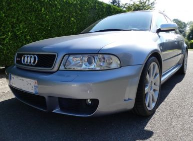 Voiture Audi RS4 B5 V6 2.7 biturbo 380cv Occasion
