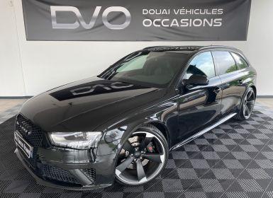 Achat Audi RS4 IV AVANT 4.2 V8 FSI 450 QUATTRO S TRONIC 7 Occasion